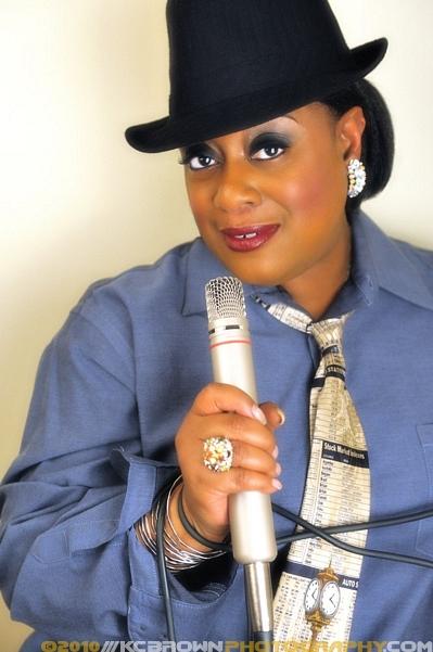 Philadelphia 2010 - Singer Tanja Dixon (Kevin C. Brown)