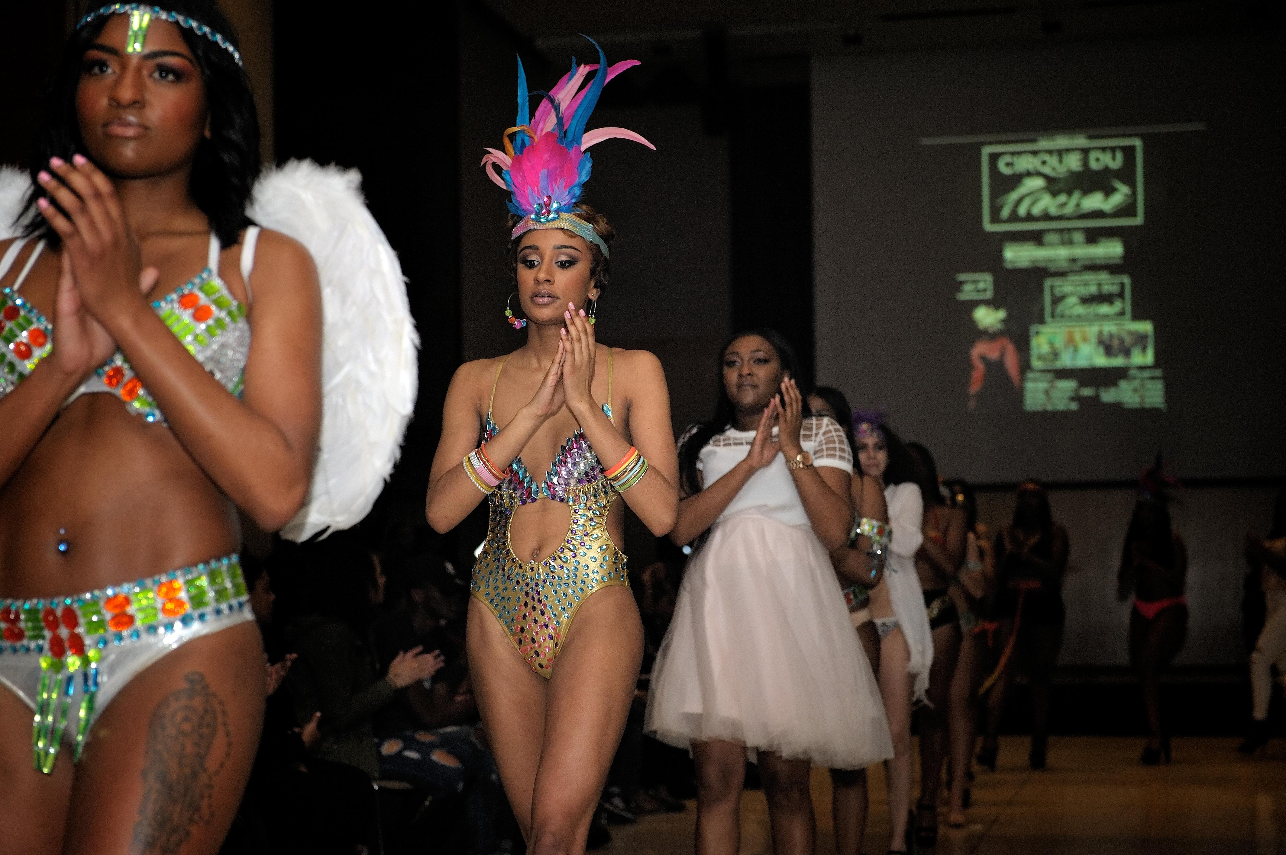 Precise WCU Fashion Show Cirque Du Precis